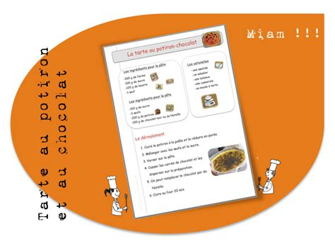 recette de cuisine ce1 l 39 automne poésies coloriages mots mêlés bout de