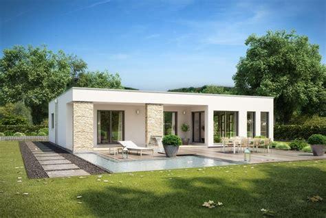 bungalow flachdach bauen bungalow monaco xl rensch haus gmbh haus haus bungalow haus und bungalow