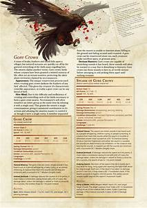 dnd 5e monster manual template crit games With dungeons and dragons templates