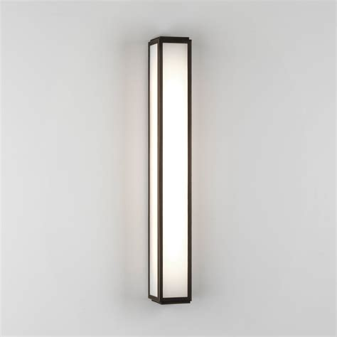 astro lighting mashiko single led bathroom wall light in