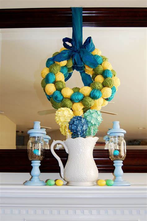 seasonal easter indoor decoration inspirations