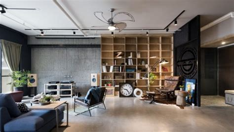 7 Inspirational Loft Interiors by Cat Owner S Cred Apartment Gets Room To Breathe