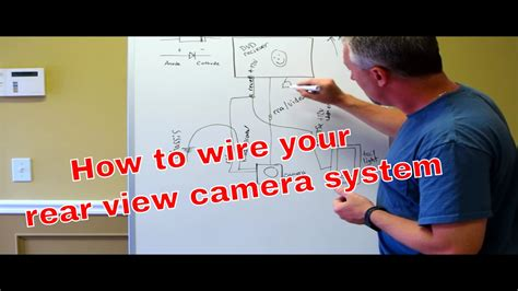 wire  reverse camera   switch youtube