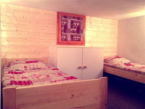 chambre location chambre 2 lits simples location les arcs 1800