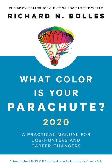 color   parachute   richard  bolles