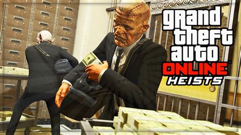 Gta 5 Online Heist Gameplay New Ps4 Screenshots!