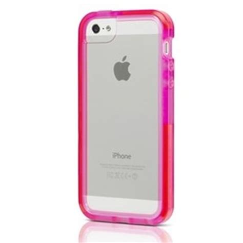 iphone bands tech21 impact band for iphone 5 5s pink