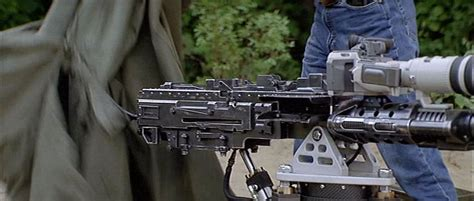 The M2 Used In The Movie 'the Jackal'