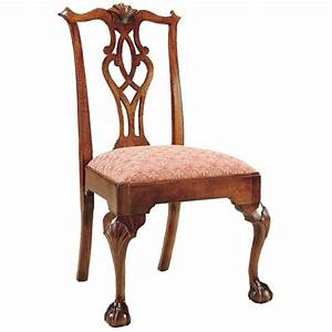 Chippendale Ball Claw Side Chair