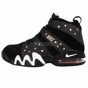 Nike Air Max 2 CB 94 Charles Barkley Black Bronze Mens ...