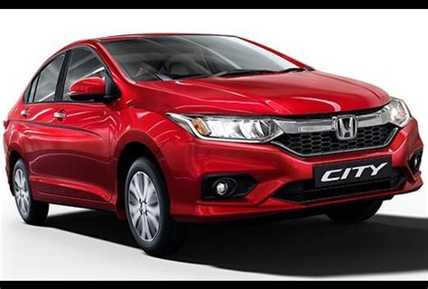 honda city zx mt launched  radiant red metallic