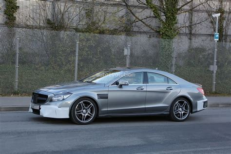 cls  amg  facelift strips  camo autoevolution