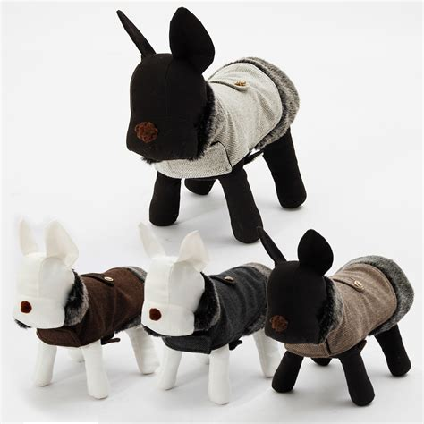small dog christmas outfits warm winter dog coats dress the dog clothes for your pets