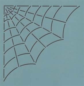 "Corner Spider Web 8"""
