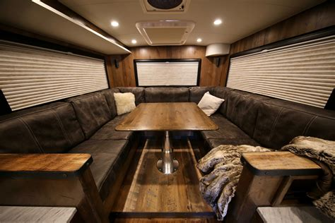 Interior : The Future Of Luxury Overland Travel