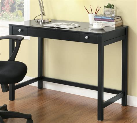 coaster computer desk black contemporary black computer desk coaster 800222