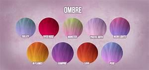 Ikarisims Hair Colors Presets Part II And III Eris