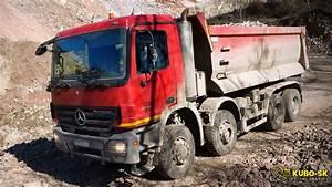 Mercedes Benz Actros 4144 8x6