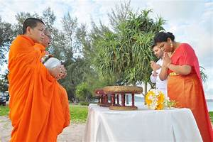 Buddhist Blessing Package Option 05 Thailand Marriage