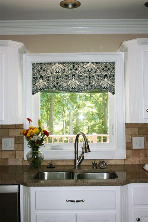 kitchen shades ideas kitchen window cornice ideas kitchen window valances