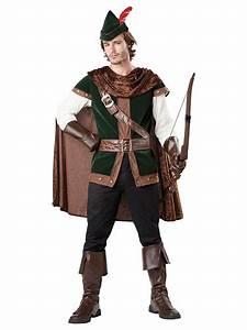 Robin Hood Kostüm Selber Machen : robin hood kost m f r kinder damen herren ~ Frokenaadalensverden.com Haus und Dekorationen