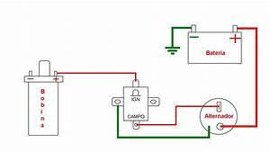 Conexi U00f3n De Un Regulador De Voltaje Electr U00f3nico Universal