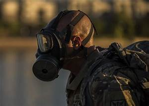 DVIDS - Images - Gas Mask Ruck March [Image 21 of 27]