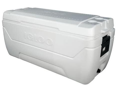 large igloo cooler  qt quart max cold ice chest