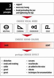Voice Level Chart Complete Vocal Technique Complete Vocal Institute