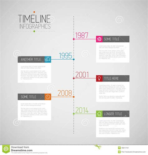 vertical timeline template vertical career clipart clipart suggest