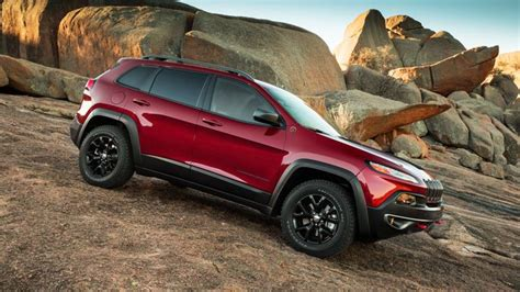 jeep cherokee trailhawk red pin by shawn potekhen on jeep pinterest