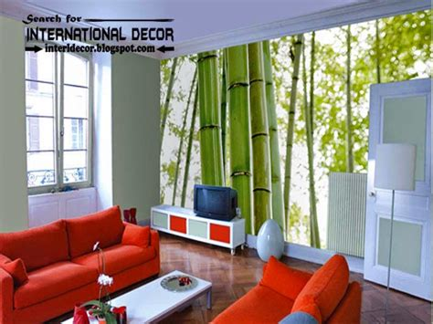 Contemporary Wall Murals Wallpaper, Wall Covering Ideas