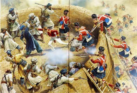 siege of 1803 battle of assaye was a major battle of the second