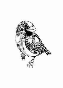 drawing Illustration art Black and White design animal ink ...