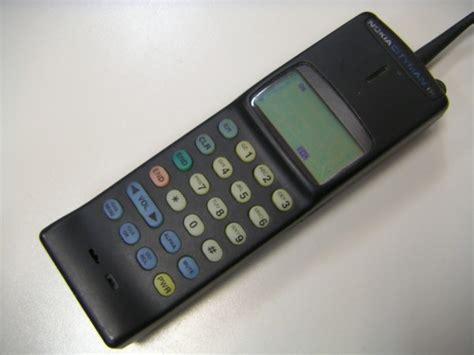 Nokia Citiman 190 - vintage_mobile