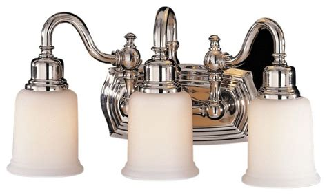 Traditional Bathroom Lighting Fixtures by 3 Light Vanity Fixture Traditional Bathroom Vanity