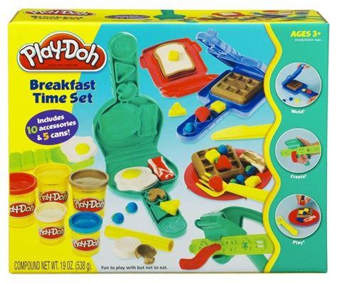 jeu de cuisine cooking coffret petit déjeuner play doh caverne des jouets