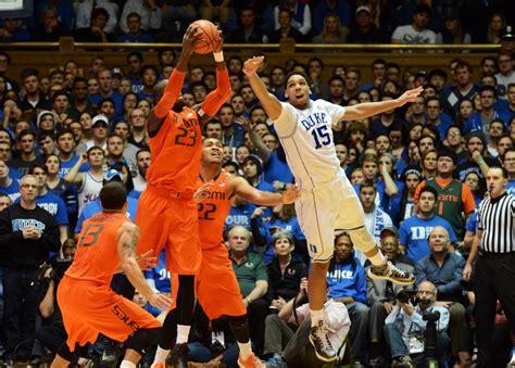 NCAA College Basketball Rankings 2015