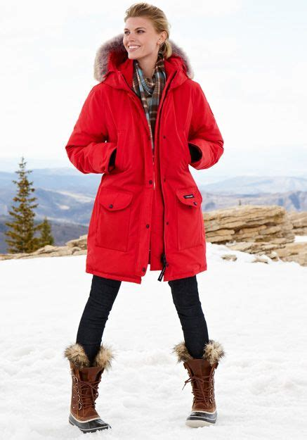 Canada Goose Sorel Perfect Match Fall Winterclothing