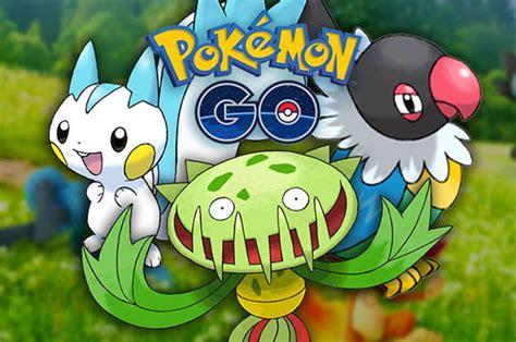 pokemon  gen  regionals   catch  sinnoh region