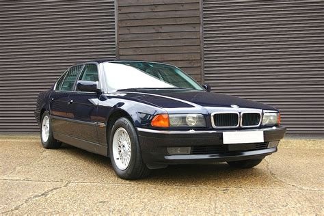 Used Bmw 7 Series 740i Automatic Saloon  Seymour Pope
