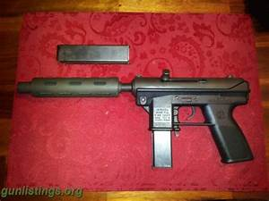 Intratec TEC-9 9mm Pistol with Threaded Barrel in ...