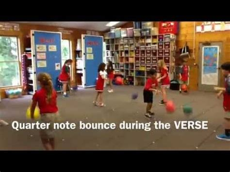 verse chorus with balls