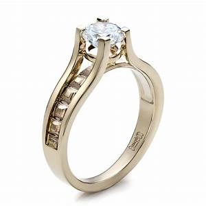 Women39s mokume engagement ring 100099 for Womans wedding rings