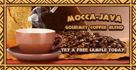 Free Sample Of Mocca-java Coffee Available Now! « Coffeeam Intelligentsia Coffee Chicago Roasting Works At Whole Foods Watertown Hot Starbucks Community Vp Marketing Jokes Huntsville Al Zero Punctuation