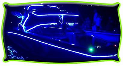 Neon Lights Tube Glow Creates Leds Brilliant