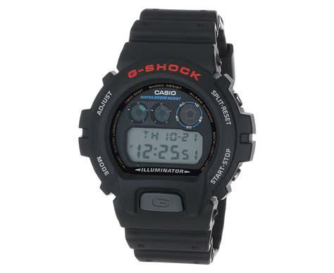 Casio G-shock Men's 48mm Dw6900-1v Digital Watch