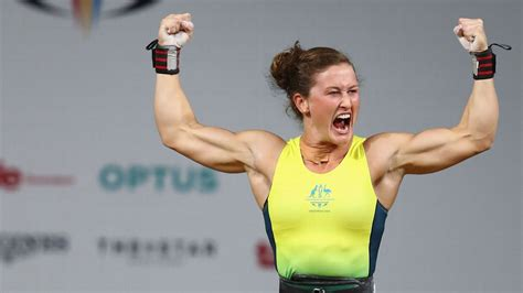 commonwealth games tia clair toomey relishes hometown support