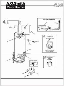 A O  Smith Water Heater Gdvh