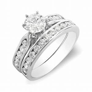 lovely diamond wedding ring sets for her With diamond wedding rings for her